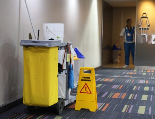 Hiring A Commercial Janitorial Service